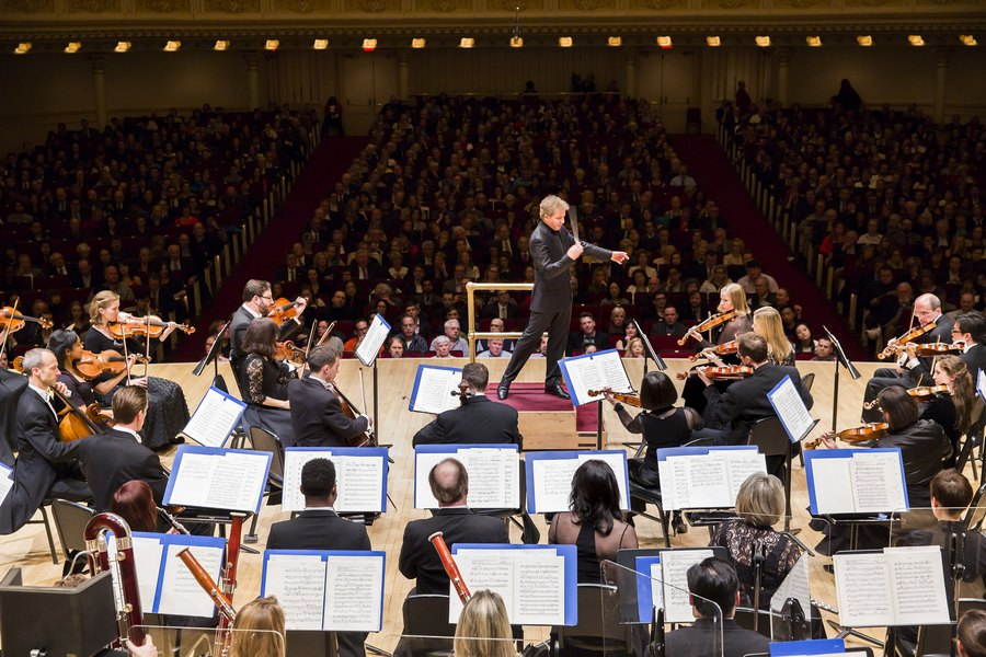 Utah Symphony and Utah Opera sign 4-year contract with their