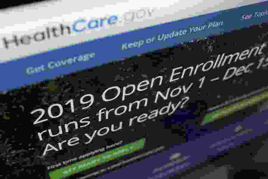 Utah's dip in Obamacare enrollment reverses as late sign-ups push the numbers above 2018