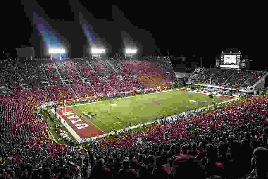 Utah's Rice-Eccles Stadium expansion study focusing on smart decisions and not getting too carried away