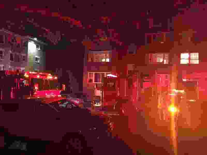 Downtown Salt Lake City apartment blaze evacuates dozens