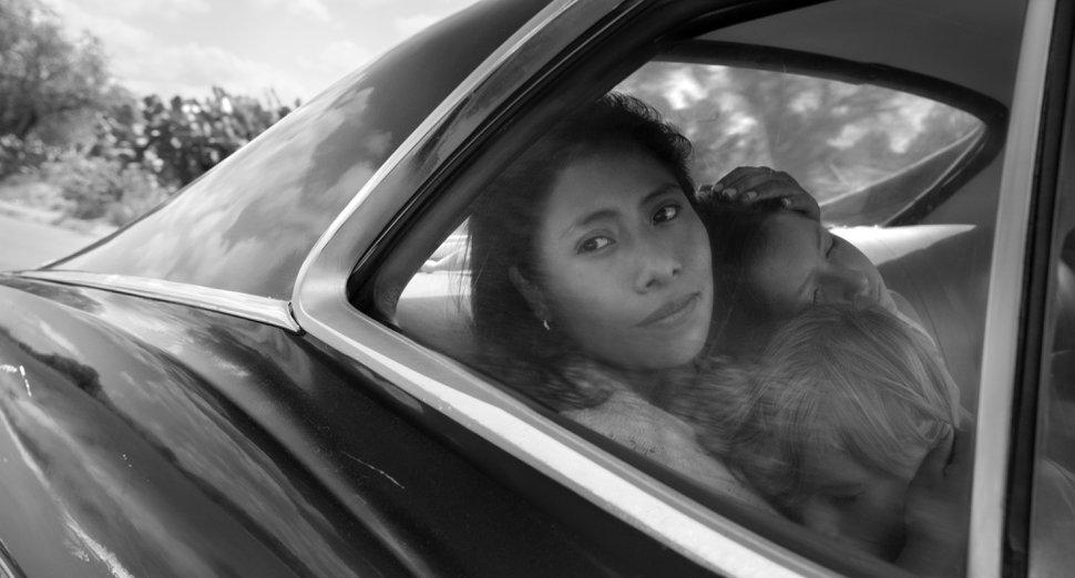 (Alfonso Cuarón | courtesy Netflix) Yalitza Aparicio in a scene from the film
