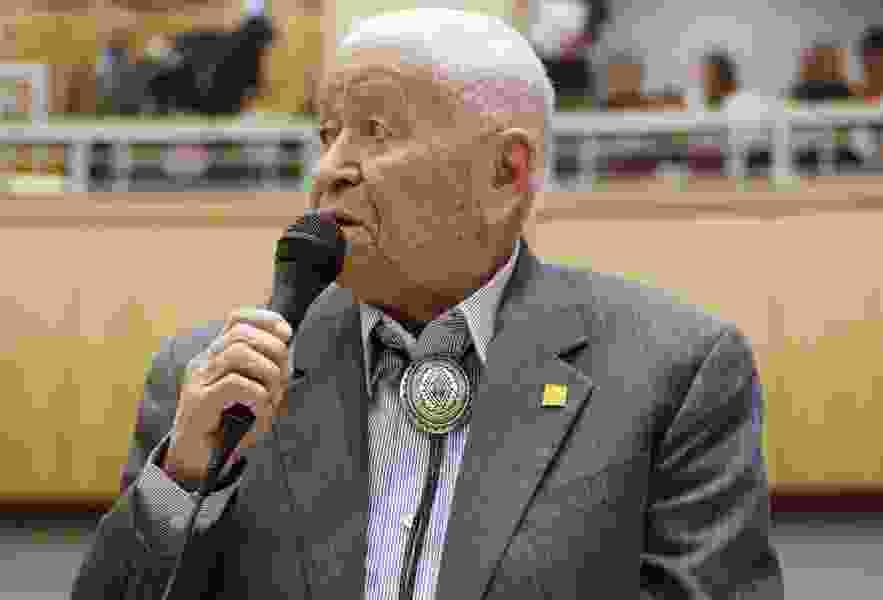Navajo Nation eyes renaming U.S. highway after late senator