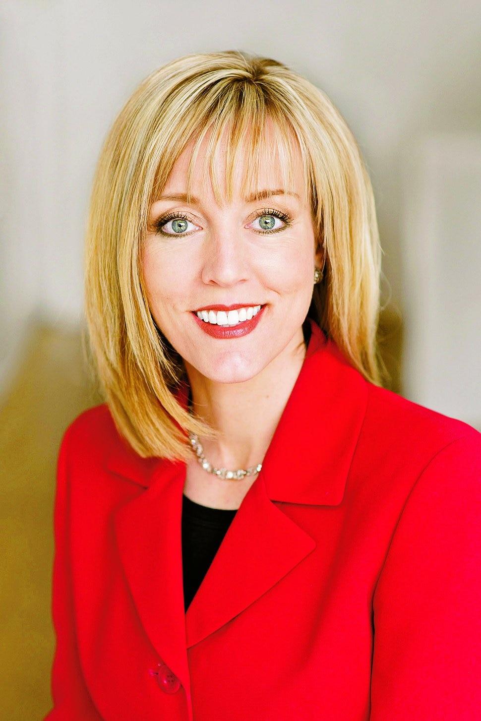 (Photo courtesy of Aimee Winder Newton) Salt Lake County Councilwoman Aimee Winder Newton.