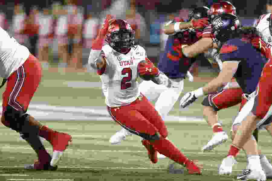 Utah Utes' Zack Moss withdraws from Senior Bowl but has received NFL Combine invite
