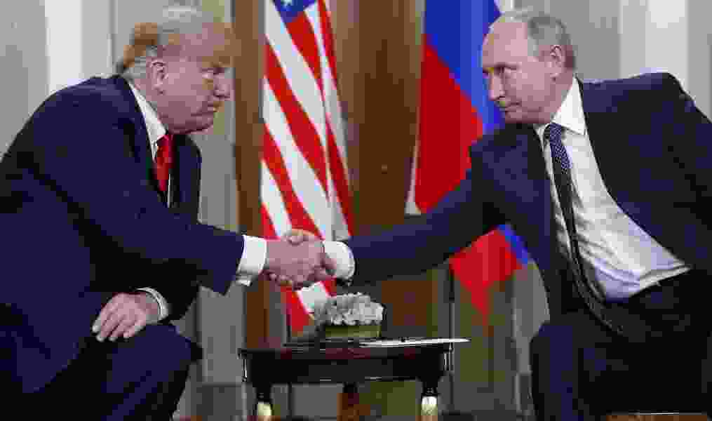 George Pyle: Trump and Putin two birds of a fascist feather