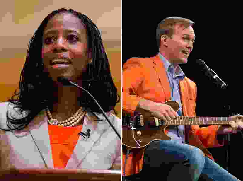 Some people in new Mia Love attack ad say their images were 'stolen' from old ad they did in support of Ben McAdams. They demand it stop airing.