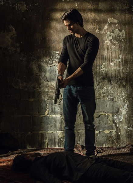 (Christian Black | CBS Films / Lionsgate) Dylan O'Brien stars as a CIA recruit in the action thriller American Assassin.