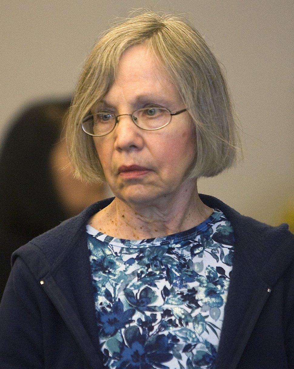 (Al Hartmann | Tribune file photo) A somber Wanda Barzee enters Judge Judith Atherton's district court in Salt Lake City for sentencing in May 2010.