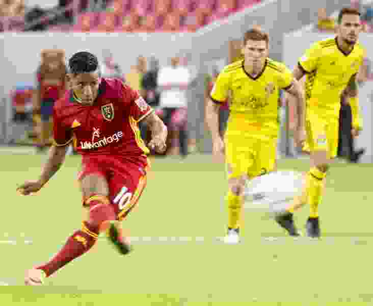 Joao Plata's turnaround season has translated into goals for RSL, and a return to the Ecuador national team