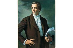 (Image courtesy of The Church of Jesus Christ of Latter-day Saints) Church founder Joseph Smith.