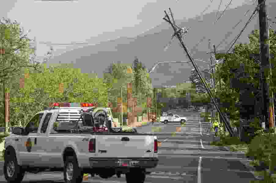 About 1,500 Utah homes remain without power