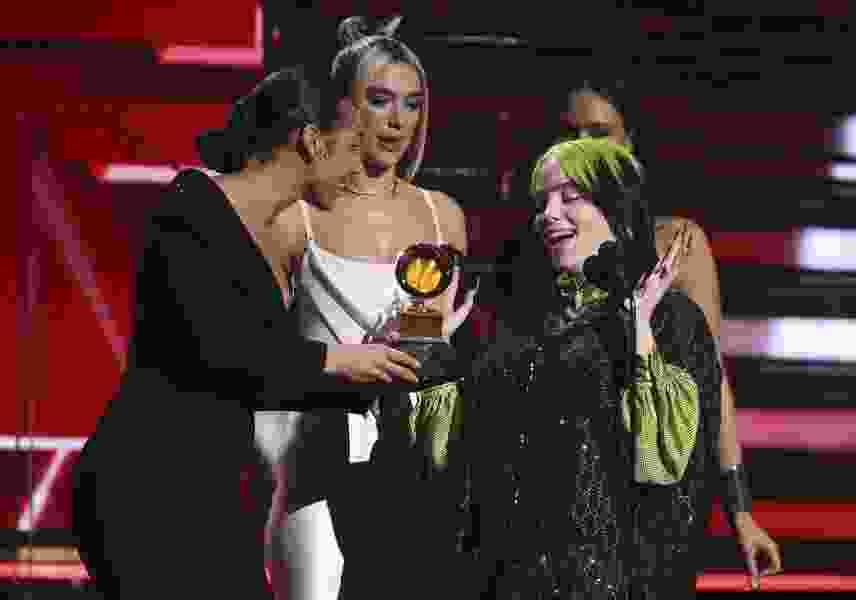 Here's the full list of Grammy Award winners