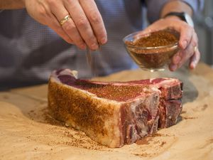 (Tony Cenicola | New York Times file photo) Epicurious, the popular cooking website, said it would no longer feature recipes that have beef as an ingredient because of the cattle industry's effects on climate change.