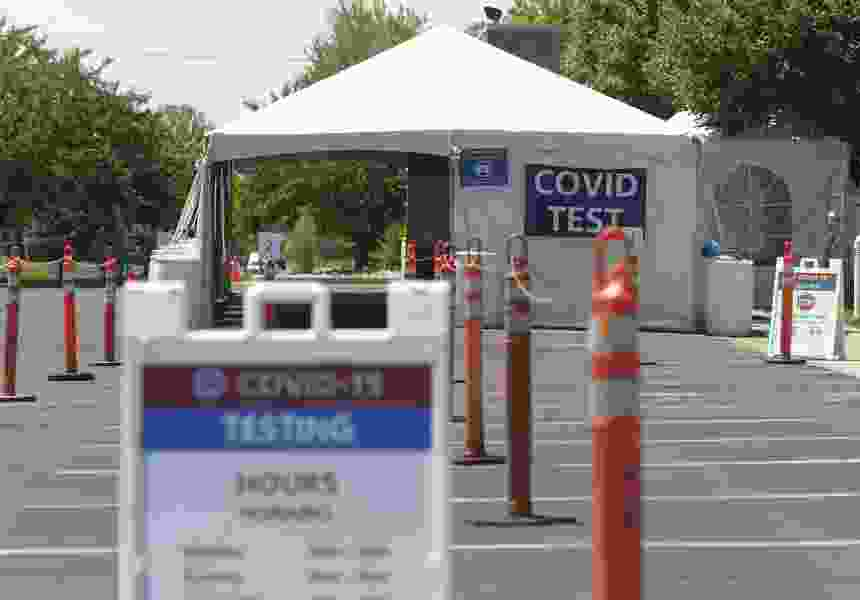 After a slow start to the week, coronavirus cases balloon back up; 785 reported Sunday