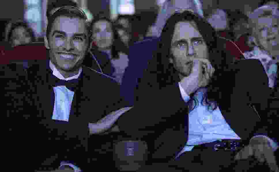 James Franco makes a good movie about a bad one in 'The Disaster Artist'