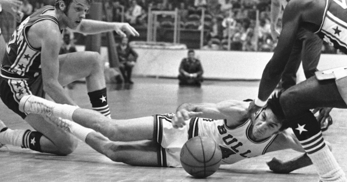 Before he coached the Utah Jazz, Jerry Sloan was 'The Original Bull'