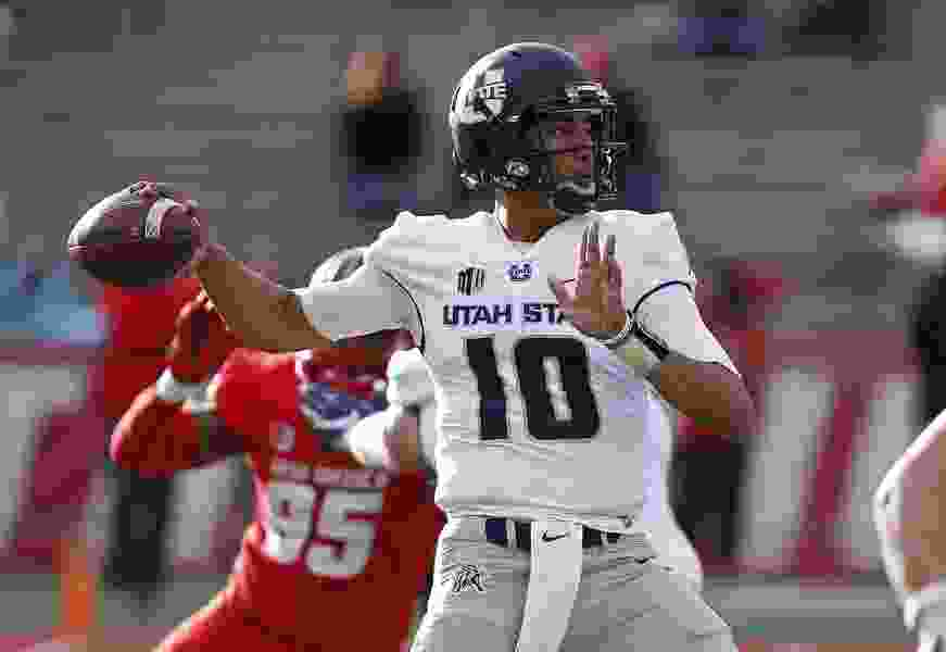 Utah State picked fourth in division in Mountain West preseason polls