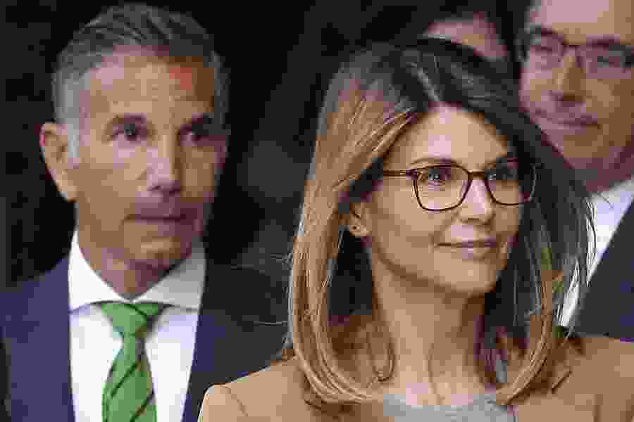 Lori Loughlin and Mossimo Giannulli will serve prison time for college admissions scam