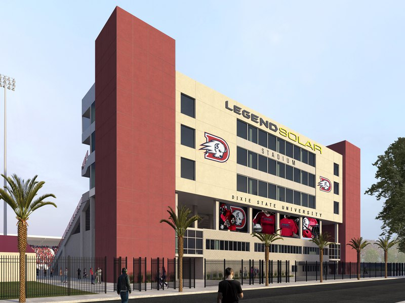 Dixie State University Ends 10 Million Stadium Naming Deal With