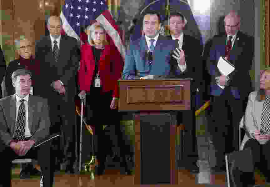 Utah House speaker says it's time to act, but Senate president prefers to wait and let educators respond to gun violence and school safety