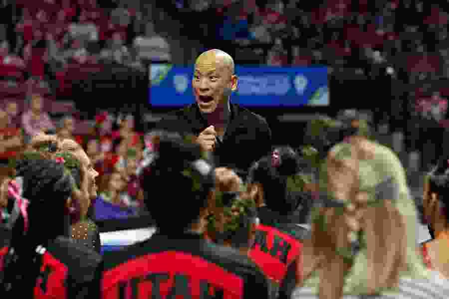 The Marsden era is over. The Tom Farden era for Utah gymnastics has just begun.