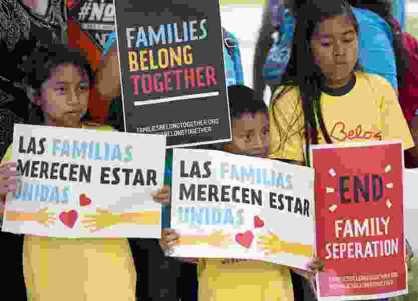 Mormon, Catholic and other Utah churches call for an end to 'insensitive,' 'immoral,' 'cruel' family separations at the border