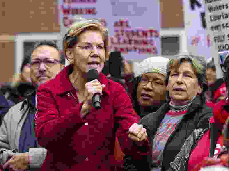 George F. Will: Elizabeth Warren is not suited to push swing voters away from Trump