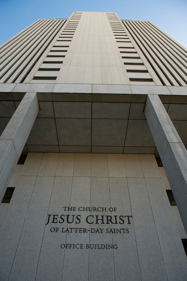 (Leah Hogsten | The Salt Lake Tribune) The Church Office Building, located at 50. E North Temple, Salt Lake City, is home to the headquarters of The Church of Jesus Christ of Latter-day Saints.
