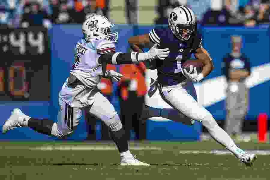 Eye on the Y: Injuries, academic issues threaten to weaken BYU's depth at tight end