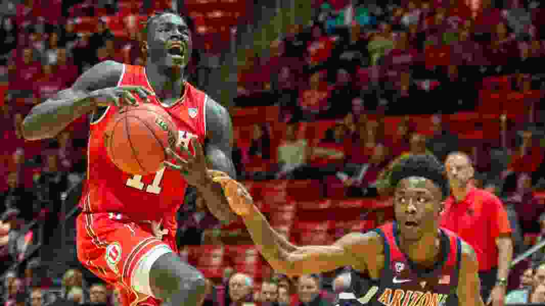 Utes break an NCAA record with a 94-point win over Mississippi Valley State
