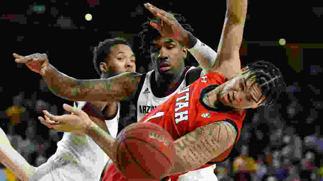 Arizona State hands Utah men's basketball team its fourth straight loss, 83-64