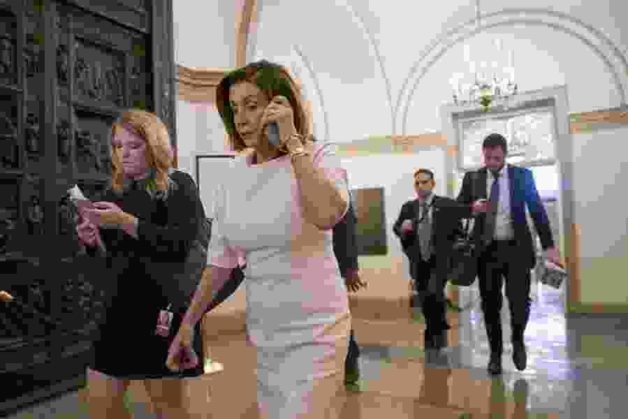 Eugene Robinson: Pelosi should move to impeach ASAP