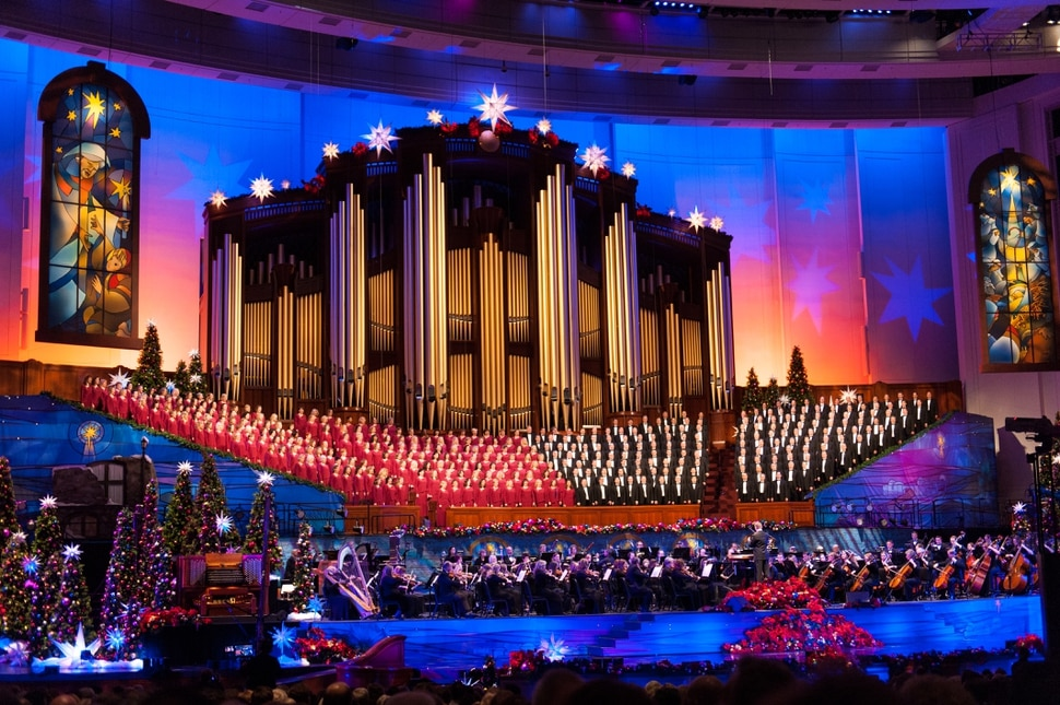 BYUtv partners with PBS powerhouse on the Mormon Tabernacle Choir ...
