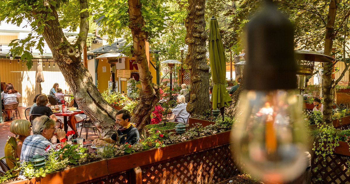 Here are 7 of the top Salt Lake City restaurant patios for social distancing