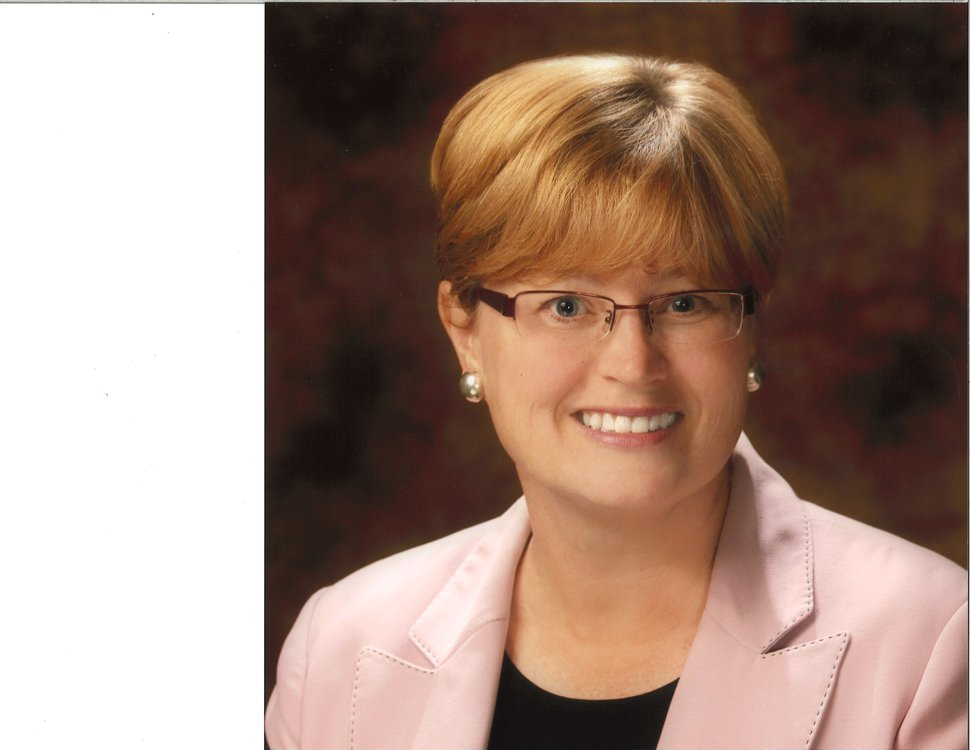 (Photo courtesy of Salt Lake City School District) Stacey Briggs has been named West High School interim principal.