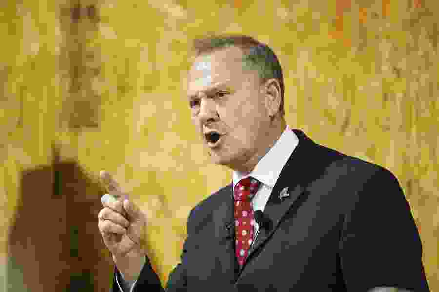Greg Sargent: The Republican Party, following Trump, just embraced Roy Moore. Now what?