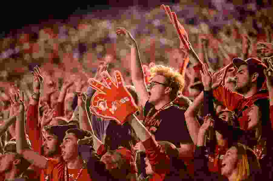 Red All Over: Here's to you, Utah fans. I hope you fill your fall time well