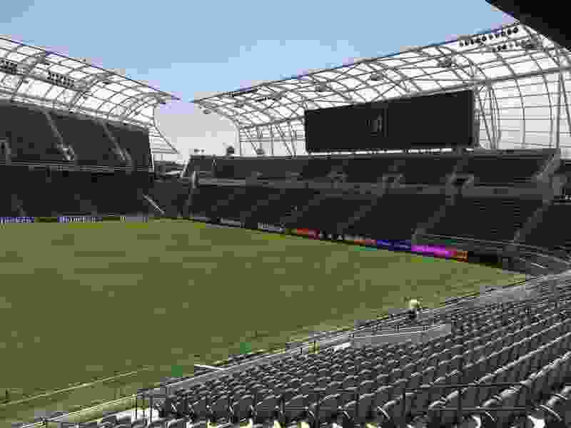 MLS week in review: Beautiful Banc of California Stadium witnesses a home opening victory