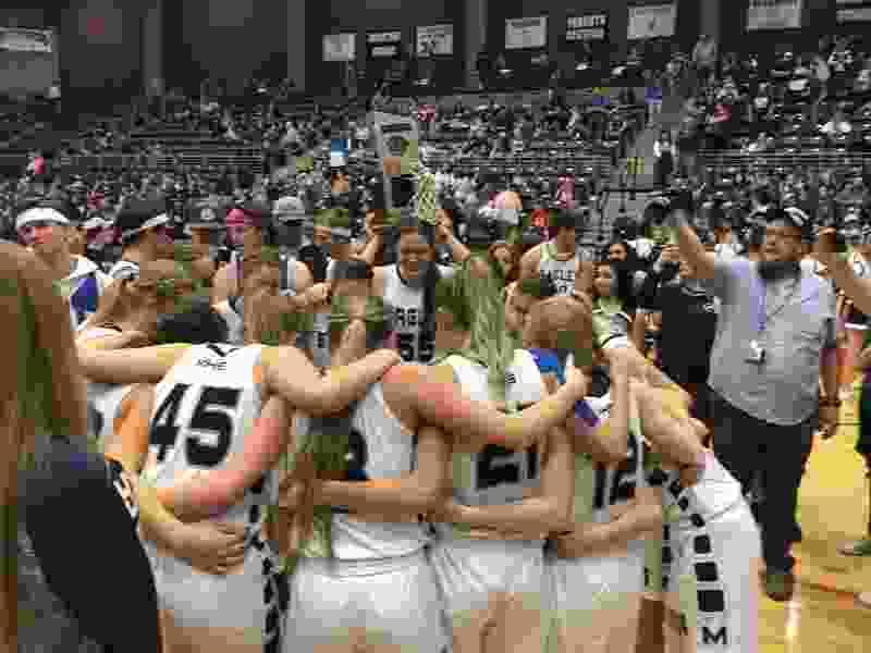 Clutch buzzer beaters propel Millard past Enterprise for first state title in girls' hoops