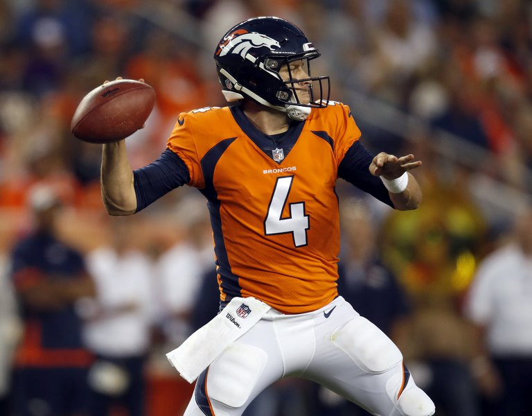 Nfl Preseason Roundup Case Keenum Rebounds But Bears Beat Broncos 24 23