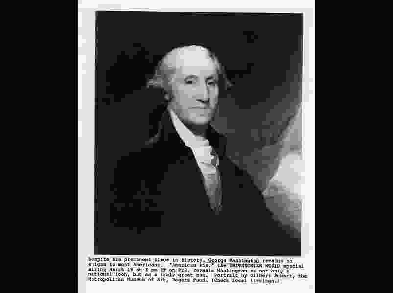 George Washington's faith under scrutiny after sale of 'God letter'
