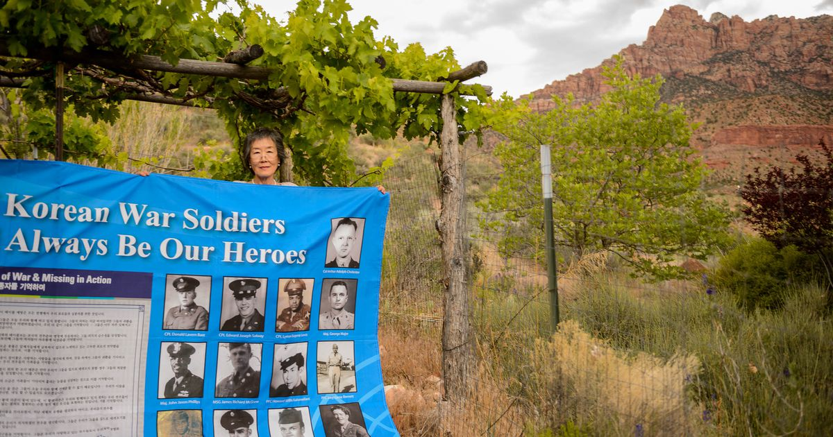 Thankful researcher hopes to connect with families of Utahns still missing in action from the Korean War