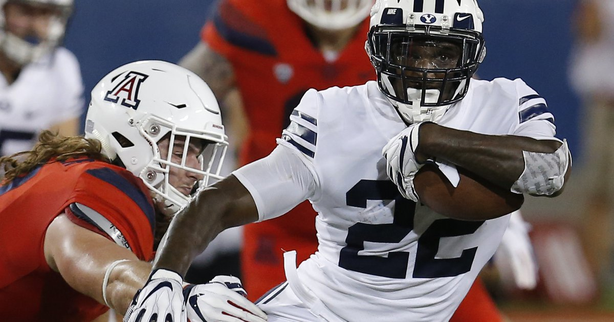 'A much-needed win for our program': Underdog BYU shocks ...