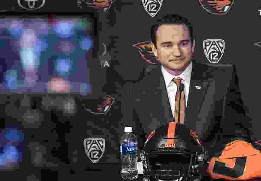 Pac-12: Oregon State begins its long climb out the Pac-12 basement under new management