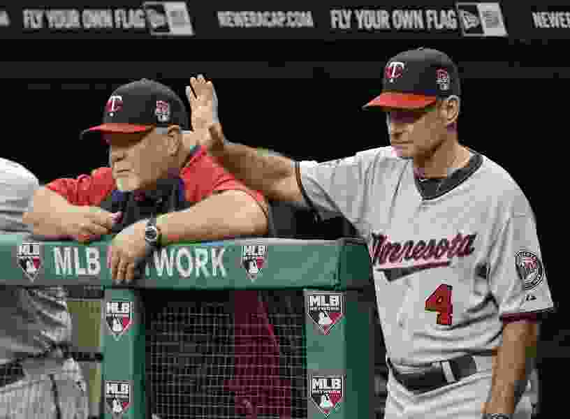 Twins' Molitor, D-backs' Lovullo win Manager of Year awards
