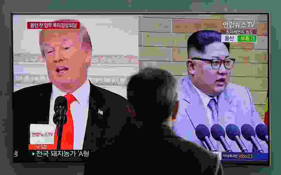 Jennifer Rubin: On Korea, Trump has already been 'played'