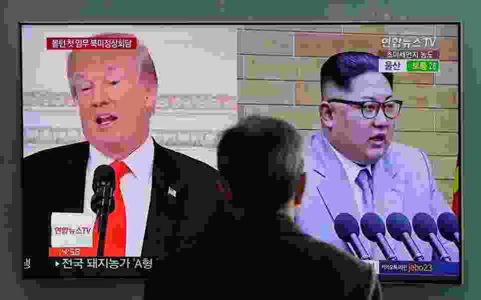 Donald Trump deserves the Nobel Peace Prize?