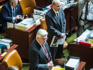 (Tribune file photo) Rep. Lowry Snow, R-St. George, shown in 2017, sponsored the bill that would essentially decriminalize polygamy.