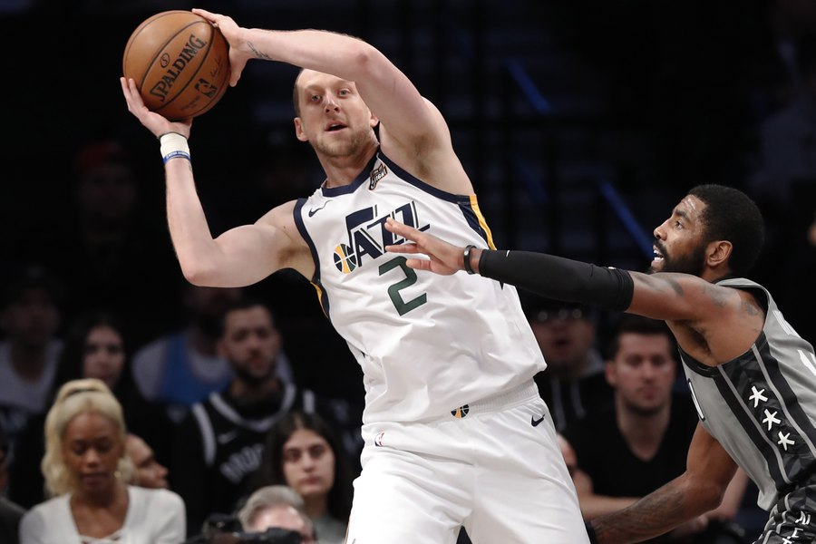 Jazz's Ingles lends support to firefighting efforts back home in Australia