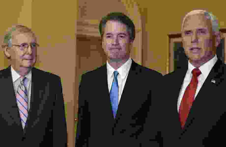 Cass Sunstein: Test for Kavanaugh should rise above politics